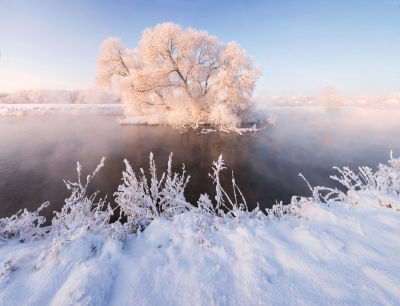 frosty winter sunrise alex ugalek